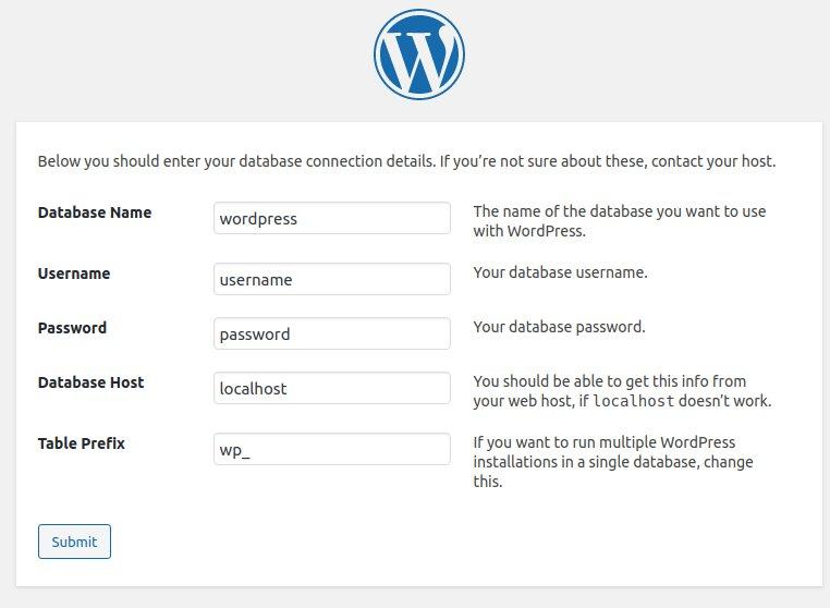 wordpress_database